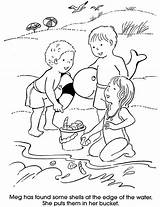 Beach Coloring Pages Dover Publications Welcome Summer για Doverpublications παιδιά Sheets ζωγραφική αποθηκεύτηκε από Colouring sketch template