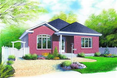 small bungalow contemporary european house plans home design dd