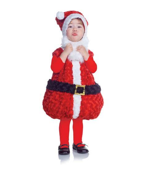 santa claus toddler costume