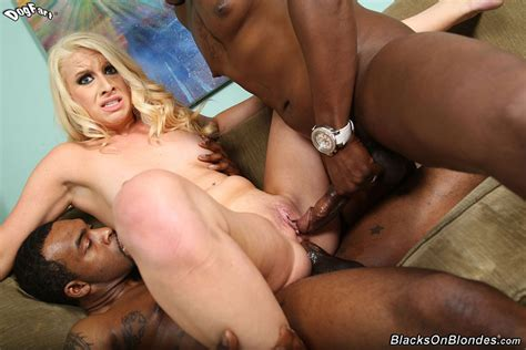 kristen jordan gets double penetrated by two big black cocks pichunter