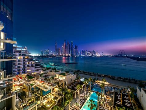 dubai palm jumeirah five hotel luvya village festival room sea skai ravejungle ae insider marina offers views luxe superior holdings