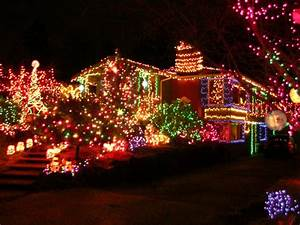 tips for hanging christmas lights outside new england With 5 unique outdoor holiday lighting ideas