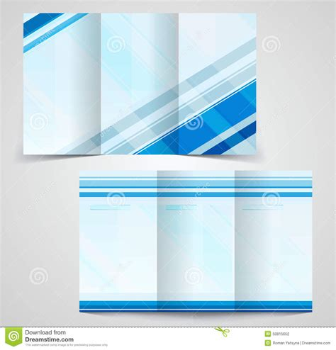 4 sided brochure template double sided tri fold brochure template all templates deal