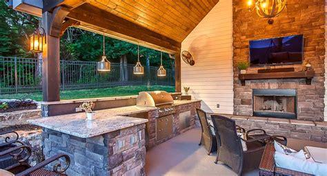 nashville custom pool builder outdoor kitchens