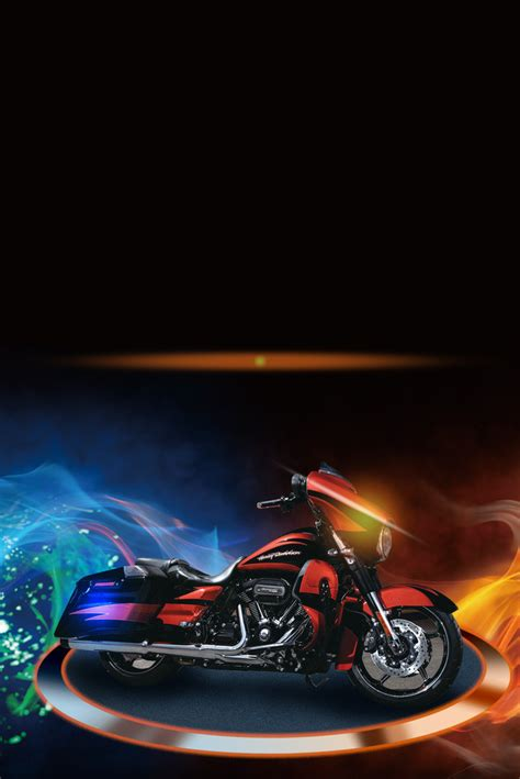 Car Wallpapers Free Psd Flyer by Cool Motorcycle Show Flyer Poster Background