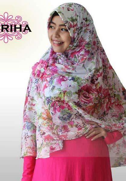 model hijab syari modern