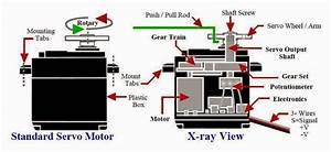 Electrical Engineering World  Servo Motor  X