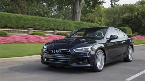 audi a5 coupe gebraucht 2018 audi a5 coupe 2 0t quattro new car reviews grassroots motorsports