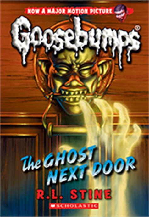 the ghost next door r l stine s goosebumps books forums and more