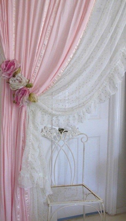 Shabby Chic Bedroom Curtains by 25 Best Ideas About Shabby Chic Curtains On