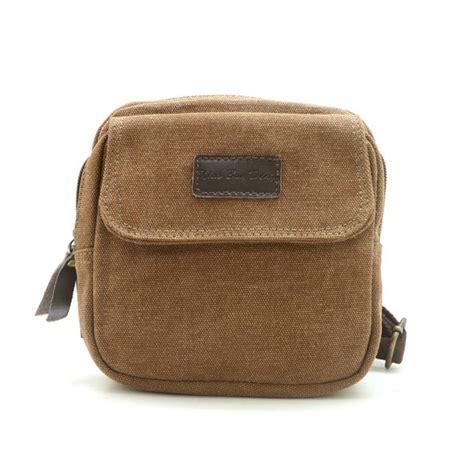 jual tas selempang pria tas kecil wanita tas kanvas tas pinggang ts000296 dompet travel sling