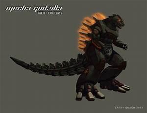 Mecha Godzilla Individual Layouts - Godzilla by ...