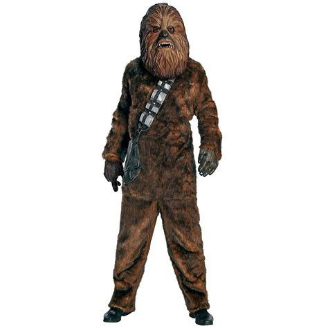 Deluxe Chewbacca Chewy Star Wars Wookie Adult Costume