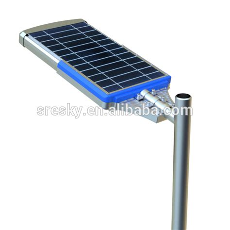 sale 6m pole 40w integrated led solar light