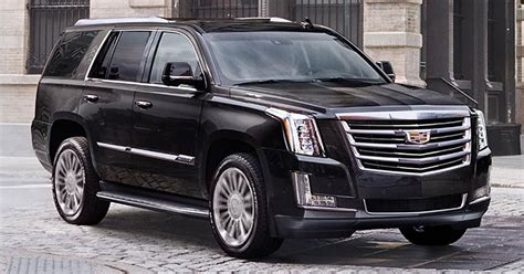 2018 Cadillac Escalade Gets A New Transmission Forest