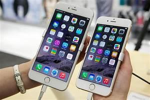 Nouveaute Iphone 6 : iphone 6 plus iphone 6 et 6 plus une diff rence de taille blackberry meltystyle ~ Medecine-chirurgie-esthetiques.com Avis de Voitures