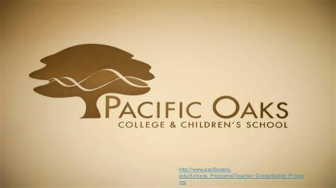 ca teacher credentialing pacific oaks college