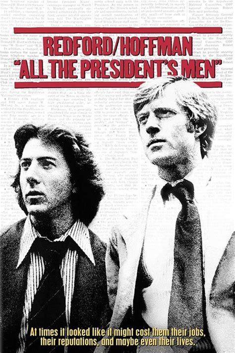 president dvd true based movie stories presidents story movies 1976 poster films robert warden redford hoffman dustin jack presidente hombres