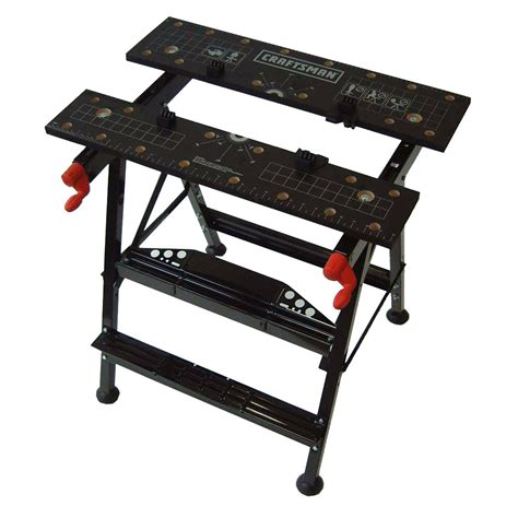 craftsman work table keeping projects secure  sears