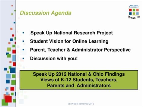 Online And Blended Learning  Views Of Ohio's K12 Students, Parents,…