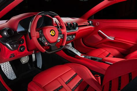 Ferrari F12berlinetta Interior By Héctor Mañón Photo