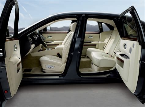 rolls royce interior ghost revives uk luxury car brand record sales for rolls