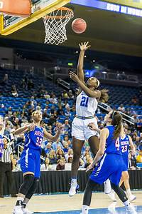 Gallery: UCLA women's basketball kicks off first round of ...