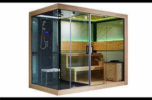 Sauna Hammam Prix : douche sauna hammam 39 krystal loxia 252cm 252 x 150 x ~ Premium-room.com Idées de Décoration