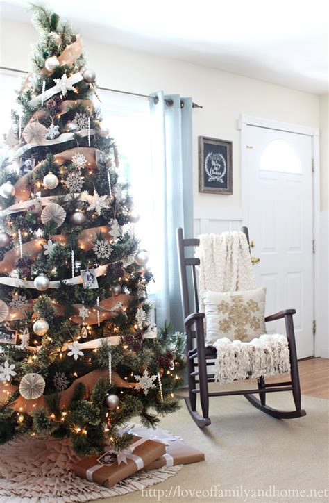Rustic Natural & Neutral Christmas Style Series - The