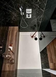 Douche Petit Espace : optimiser l 39 espace de votre salle de bains mobalpa international ~ Voncanada.com Idées de Décoration