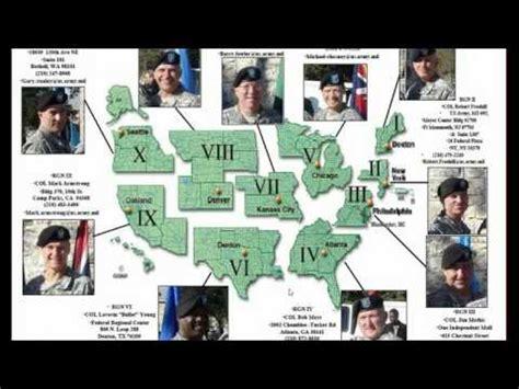 military regions  fema regions youtube