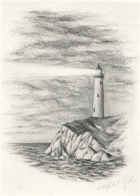 lighthouse drawing   clip art  clip