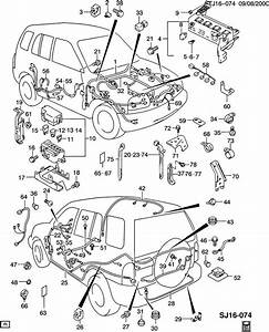 Geo Tracker Plug  Cap  Wiring And Pipes  Door Opening
