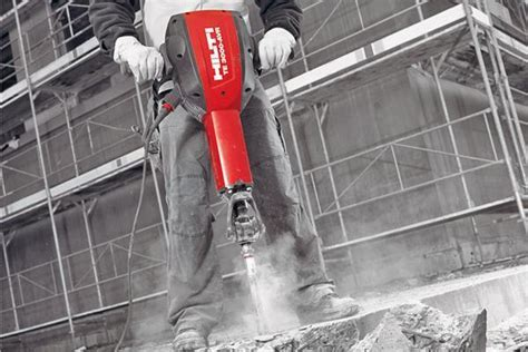 Hire our Hilti TE3000