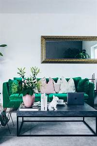 Wohnzimmer Ideen Grün : wohnzimmer einrichten gr n ~ Lizthompson.info Haus und Dekorationen