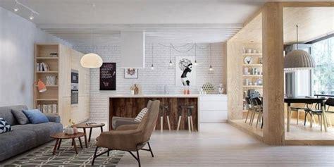 piano cuisine professionnel decoracion loft funcional y moderna en pocos metros hoy