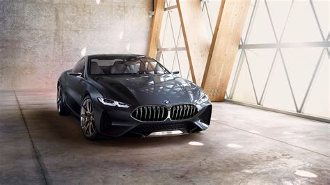 Bmw 8 Series Coupe 4k Wallpapers by Bmw Concept 8 Series 4k Wallpaper Hd Car Wallpapers Id