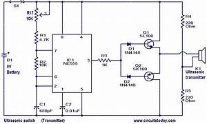 Ultrasonic Switch