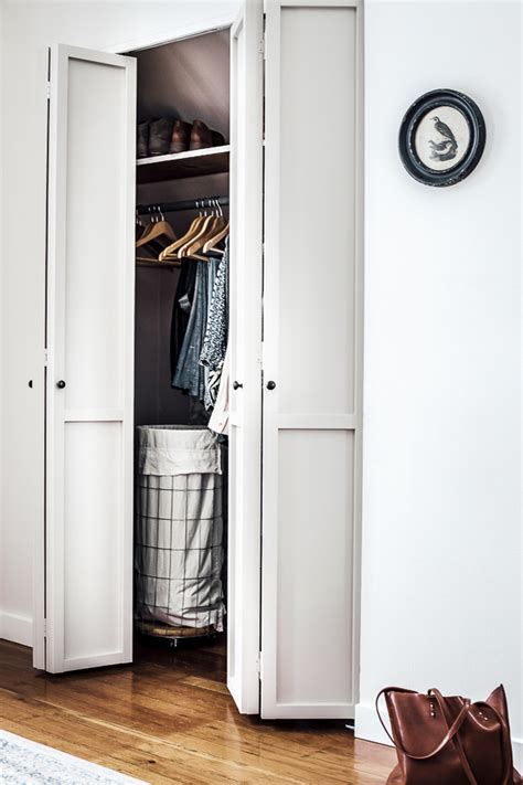 bi fold closet doors makeover  holds dearly