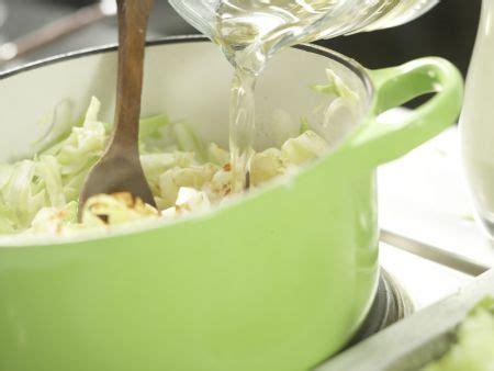spitzkohl  sojacreme rezept eat smarter