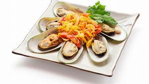 Mussels, seafood, plate, greens, vegetables | Seafood ...