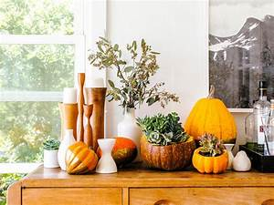 Fall Decorating Guide - Sunset