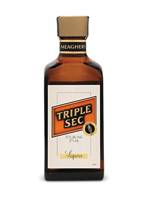 what is sec meaghers triple sec lcbo