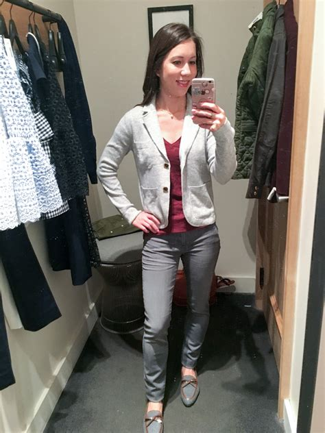 Fit Reviews | J. Crew Fall Collection - Petite Style Script