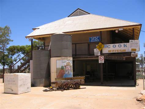 modern ghost town  cook australia