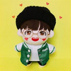 BTS Doll Baby Hope Second Batch JHope Doll, Entertainment ...