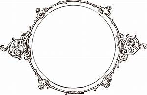 elegant circle border - Google Search | Ring displays ...