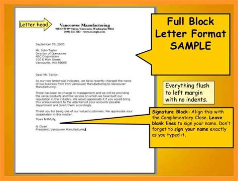 business letter signature block loginnelkrivercom