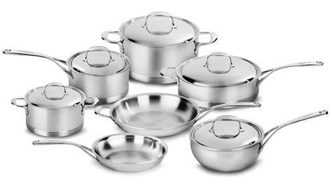 demeyere atlantis cookware set  piece stainless steel cutlery