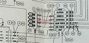 Kanglim Crane Ks5206 Operation  U0026 Service Manual Spare